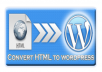 Professionally convert HTML to WordPress within 48 hours