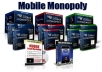 make you a propietary of Mobile Monopoly plus Four Aditional Mobile Trainings