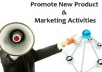 Advertise your MARKETING app,product,scheme to TARGETED facebook users with proof
