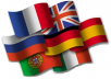 send you a complete course in Spanish to English grammar or download from here