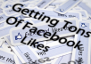 get you unlimited FREE Facebook Likes method