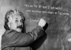 make Einstein write whatever you want and share with 5000 facebook friends