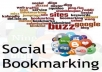 promote your Website on Best Social Networking and Bookmark Sites like Twitter, Facebook, Pinterest, Reddit, Digg and more