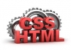 fix your any css/ html design issues