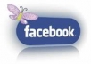 provide 350 worldwide fans, 350 facebook fans and likes, non target, no admin