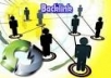 deliver 800+ BACKLINKS With Keywords to Your Webpage Or Blog