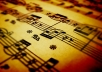 transcribe any audio file to music sheet or tablature