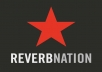 give you ONE FULL MONTH of Reverbnation PROMOTIONS if you order this gig 5 times