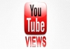 give your YouTube Video Over 10000 Unique Real Views Guaranteed within 48hrs - 96 hrs