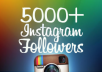 add 5000 instagram followers to your account instagram In 24 hour and without password