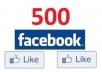 give you 400+ world wide real face likes just within 1 day