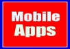 create 5 Mobile Apps for you with your RevMob Id inserted in it