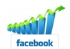 promote / post your any url over 30 Million (30 852 055)active facebook groups or Fan wall + (21 000 friends) timeline wall post