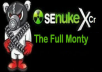 run, (Normally $20), SENuke XCr ★THE FULL MONTY★ Template with Premium Content To Create Quality Safe Google Backlinks