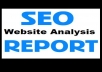 show You How To Rank 1st For Your Keywords With a Powerful SEO Analysis of Your Website