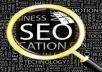 Boost Your Website to 1st Page of Google by Optimizing Meta, Alt Tags, H1, keyword density and many many more