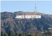 make your name on HOLLYWOOD hills
