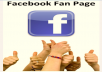comment and like 30 things on your fb page or fanpage