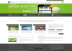 make 1 page eye catching, modern design for your website