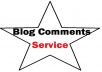 write 25 blog comments in your blog