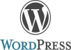 create simple wordpress site