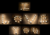 create a candle message [Mother's Day or Anything]
