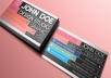 design creative and professional print ready two sided BUSINESS card within 24 hours