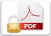 create a secured non-editable format of your PDF files or any documents in .docx,.doc,.txt e.t.c