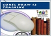 teach you how to use Coreldraw 12 perfectly