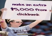 Teach You How To Make An Extra 5,000 Dollars In Just Two weeks From Clickbank