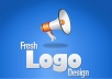 create 3 Professional LOGO designs [3D] [Web 2x0] within 2 days