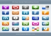 bookmark link to 100 unique social bookmarking sites,ping+rss+seolinks
