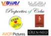 design 5 different LOGO for your company and provide good description on it