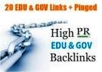 Create 100 SEO Backlinks to 4 of Your Urls