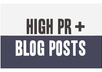publish your article on a PR3 blog