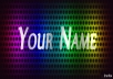 design you ►Neon◄ style Cool Facebook COVER in 24 hours