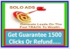 blast Your solo Ad and Email ads or Any offer to over 515700+ Safelist Members in IM Niche
