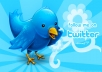 add 1500 real twitter followers to your twittter profile who are active twitter follower without password