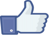 give you real 400 facebook like for your facebook fan page for $ 5