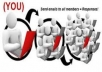 Blast Your Solo Ad or Link to Over 16 MILLION Strong for Daily Traffic Over and Over Forever Plus 4000 Bonus Safelists You Will Love Guaranteed