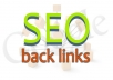build you 100 pr5 do-follow backlinks to your website or blog about your niche