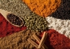 write your message with Exotic Indian Spices