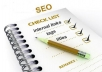 create comprehensive SEO Audit reports for your website/blog