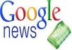 submit your Press Release to Google News through SB Wire