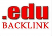 Create 350 EDU Backlinks for your Website or url Google Love Edu Links and give your great SERP
