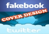 design your facebook cover or twitter background