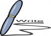 write: creative, business, technical, informative, journals, articles, long and short