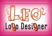 create excellent and cool logo