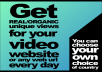 deliver 500 REAL unique views in 1 day