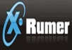 create 10000 Xrumer Profile Backlinks and ill Ping All